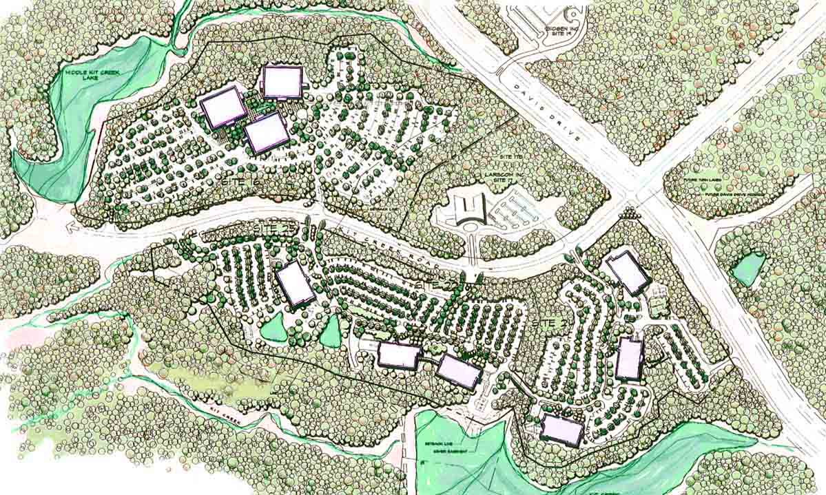 Cisco Campus Master Plan + Update   O'Brien Atkins Associates, PA