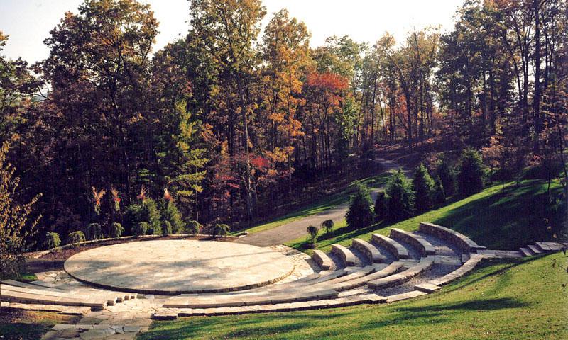 O Brien Auto Park >> North Carolina Arboretum Gardens and Infrastructure - O ...