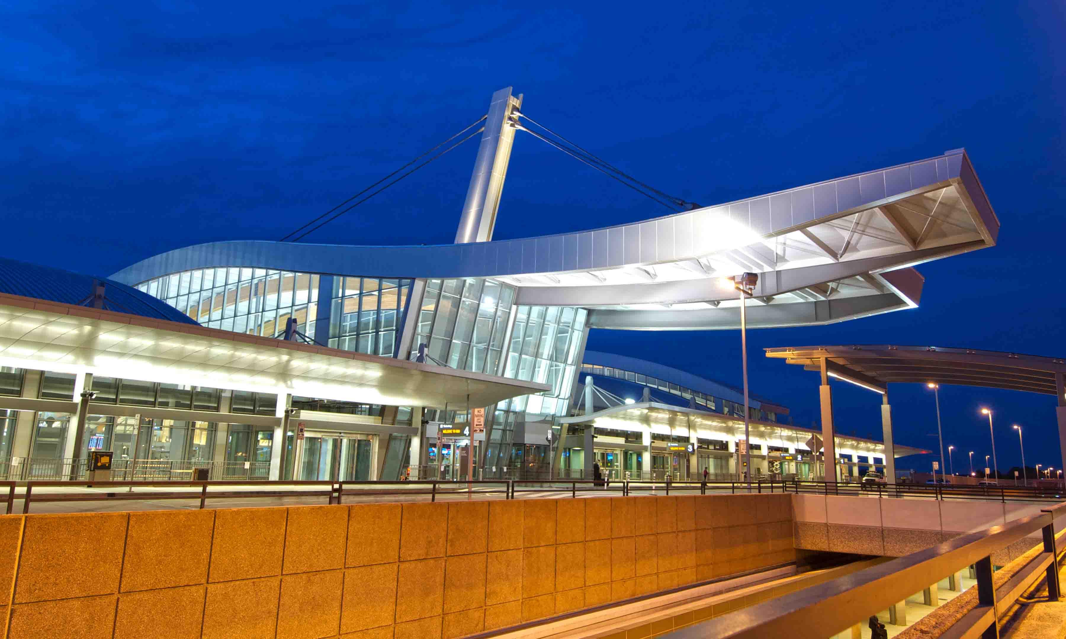 Rdu International Airport Terminal 2 O Brien Atkins